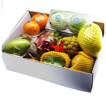 [生态水果] 全家福果水果礼盒9500g图片